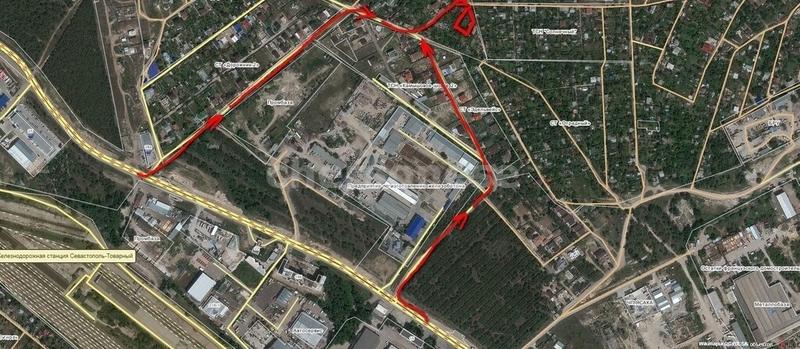Продам участок по адресу Россия, Севастополь, Садоводческое товарищество Медик-1, СНТ Медик фото 1 по выгодной цене